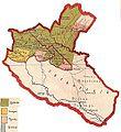 Ethnographic map of the Signakhi uyezd-1902.jpg