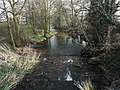 Etwall Brook from A5132 bridge - geograph.org.uk - 381107.jpg