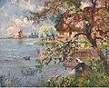 Eugene Chigot Lavandière au Printemps, oil on canvas, 81 x 100 cm.jpg