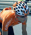 Euskaltel Tour 2010 prologue training 4.jpg