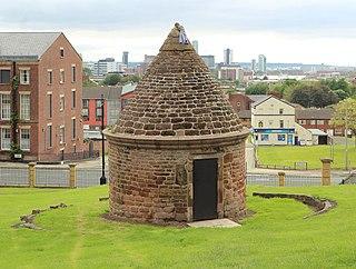 Everton Lock-Up tower