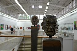 Exhibition Belarusian Sculpture XXI in Palace of Art 20.05.2014 06.jpg