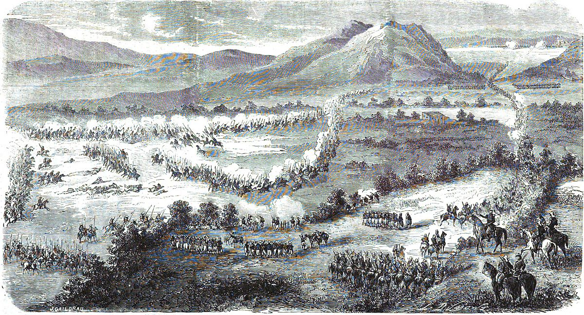 battle of atlixco  1862