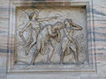 Expulsion of Adam and Eve-Exterior of the Duomo-Milan.jpg