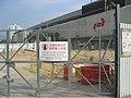 Extension work of taiwai station.jpg