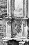 exterieur voorgevel, natuurstenen ornamenten, detail - ambt delden - 20273660 - rce
