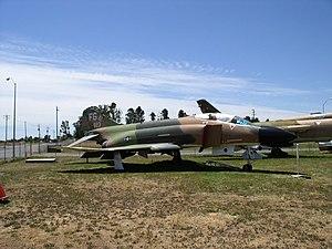 F-4C Phantom II (PCAM) 2