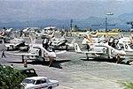 F-4N Phantom II of VF-111 at NAS Alameda, in 1974.jpg