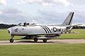 F86 Sabre - American Air Day Duxford August 2009 (4115889624).jpg