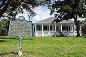 FEMA - 37532 - Restored Jefferson Davis home ^quot,Beauvoir^quot, in Mississippi