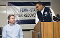 FEMA - 40783 - Tito Hernandez, FEMA FCO, thanks Gov. John Hoeven in Fargo, ND.jpg