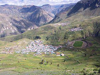 Chojata District District in Moquegua, Peru