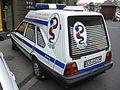 FSO Polonez Cargo 1.6 GLI-based ambulance on Generała Romana Sołtyka in Kraków (4).jpg