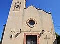 Façana de l'església de santa Anna, Campell.JPG