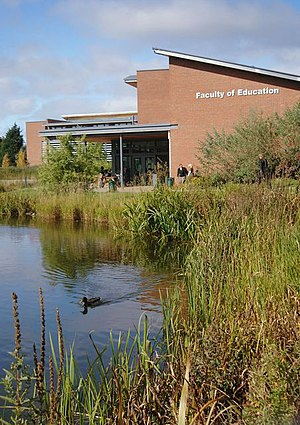 Edge Hill University - Faculty of Education