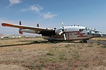 Fairchild C-119L at the Museum of Flight and Aerial Firefighting in Greybull, Wyoming.jpg