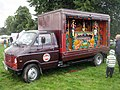 Fairground organ, 109th Poynton Show - geograph.org.uk - 1466570.jpg