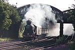 Fairwater Bridge - 60103 coming from the West Somerset Railway.JPG