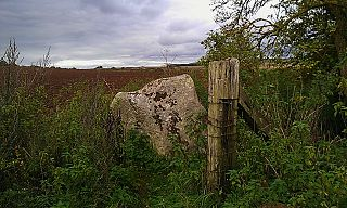 Falkners Circle Neolithic stone circle in Wiltshire, England