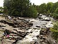 Falls of Dochart from Killin Bridge - geograph.org.uk - 510921.jpg