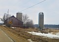 Farm with Two Silos - panoramio (40).jpg