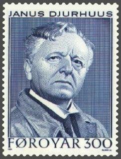 Janus Djurhuus Faroese poet