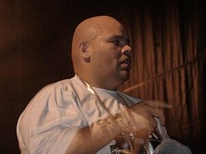 Fat Joe - Fat Joe performing in Portugal in 2006