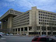 Siège du FBI à Washington.