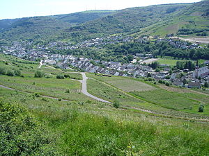 Fell, Rhineland-Palatinate - Image: Fell (Mosel)