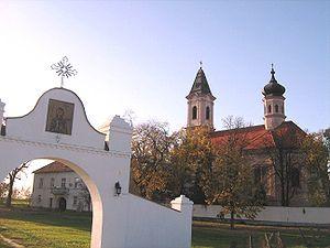 Fenek monastery - The Monastery