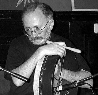 Fergus OByrne Irish-Canadian musician