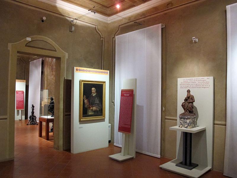 File Ferrara Palazzo Bonacossi Interno 09 Jpg