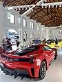 Ferrari 488 Pista at the Museo Enzo Ferrari, Modena, Italy, 2019, 01.jpg