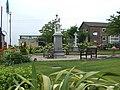 Ferryhill war memorial garden - geograph.org.uk - 460374.jpg