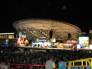 Vallenato Legend Festival - Vallenato Legend Festival, main venue