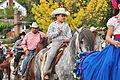 Fiestas Patrias Parade, South Park, Seattle, 2015 - 260 - the horses (21407896650).jpg