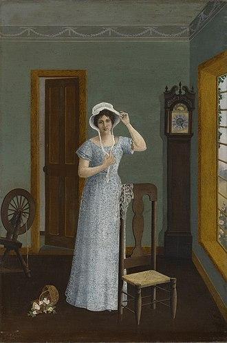 Marietta Minnigerode Andrews - Figure of a Woman by Marietta Minnigerode Andrews, 1904