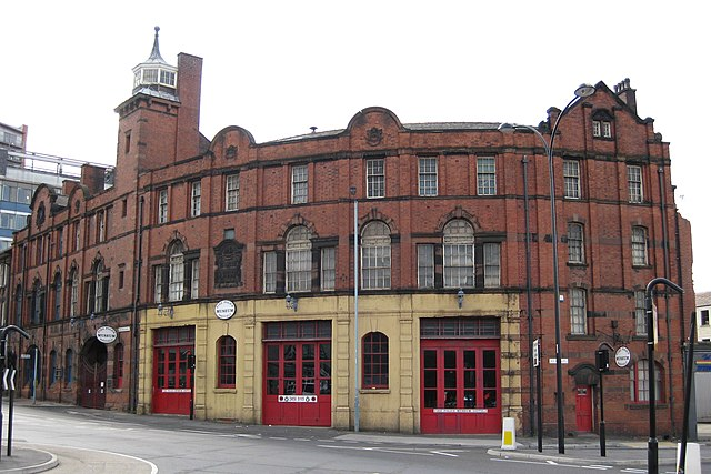 Sheffield Fire and Police Museum