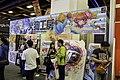 Firedog Studio booth, Taipei Game Show 20170122.jpg