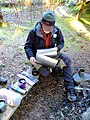 First Burn - Tim's Titanium Goat WiFi Stove (13521700385).jpg