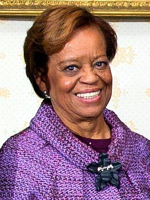 Marian Shields Robinson - Marian Shields Robinson in 2013