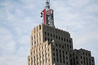 First National Bank Building (Saint Paul, Minnesota) - Image: First National Bank Building in Saint Paul