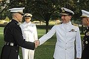 First Sea Lord Counterpart Visit 140731-M-LI307-010