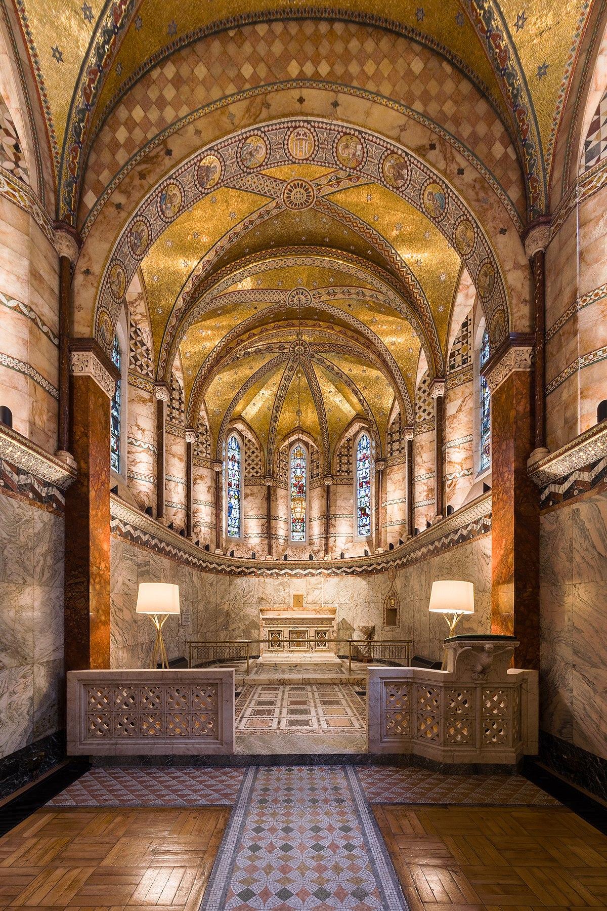 Fitzrovia Chapel - Wikipedia