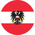Flag Of Austria But Round.png