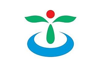 Koga, Ibaraki - Image: Flag of Koga Ibaraki