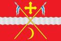 Flag of Kumaksky (Novoorsky rayon).png