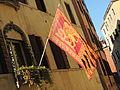 Flag of San Marco Venice.JPG