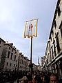 Flag of st. Blaise, patron of Dubrovnik.jpg