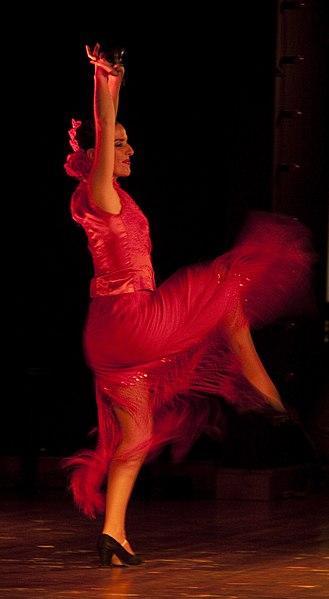 File:Flamenco Dancer (5494672145).jpg